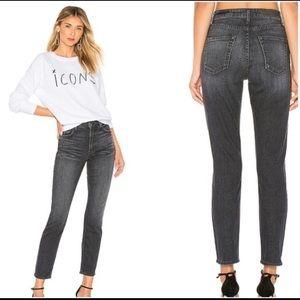 NWT GRLFRND Kiara High Rise Boyfriend jeans SZ 27